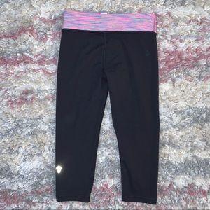 Lululemon Ivivva reversible leggings